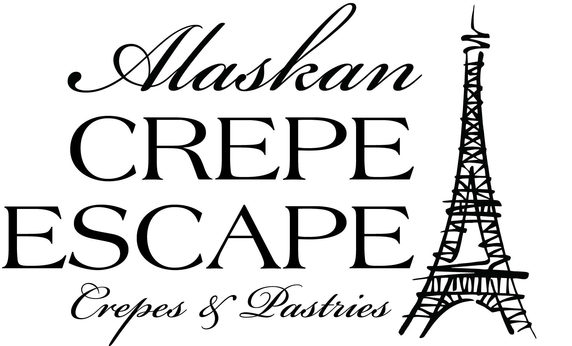 Alaskan Crepe Escape Mobile Logo